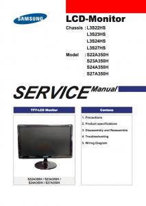 S24A350H service manual